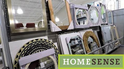 home sense mirror mirrors wall decor home decor shop   shopping store walk