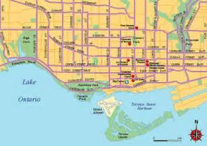 maps toronto canada maps of toronto