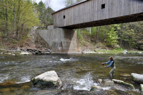 Black Lake Ny Fishing Cabins by Fly Fishing For Fitness Vermont Sports Magazine