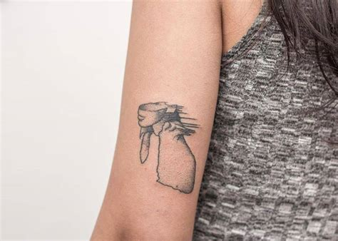 tatuaje hecho a mano sin m 225 quina ponto a ponto de la