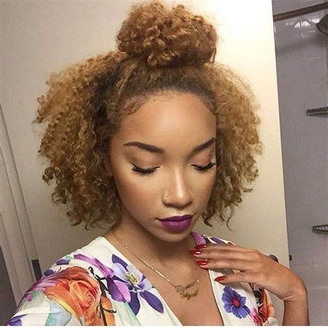 half up half down hairstyles for black hair half up half down ideas styles tips goals for black