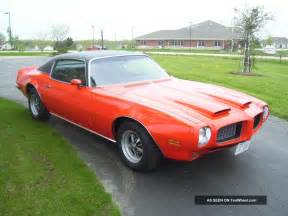 65 Pontiac Firebird 1973 Pontiac Firebird