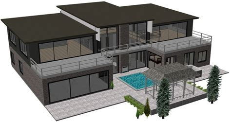 Australian Mansion Floor Plans by 3d House Design Interior4you