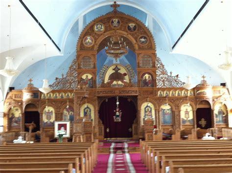 st mina coptic church