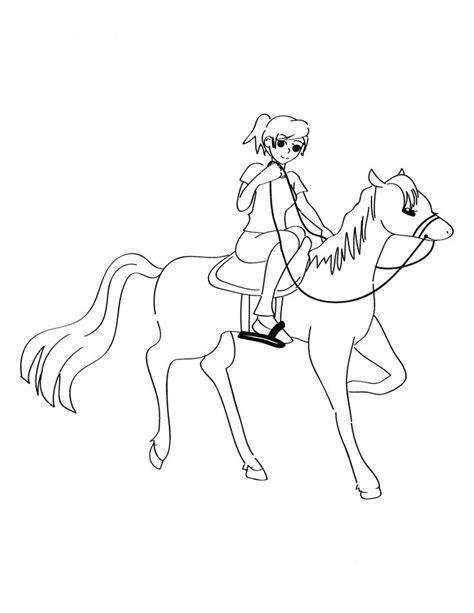 pony ride coloring pages 17 best images about horse riding on pinterest