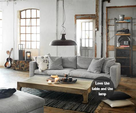 industrial look living room living room on industrial living rooms industrial living and warm industrial
