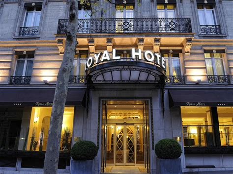 hotel royal parigi hotel in royal hotel chs elys 233 es