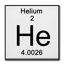 What Is He On The Periodic Table by He Element Gallery