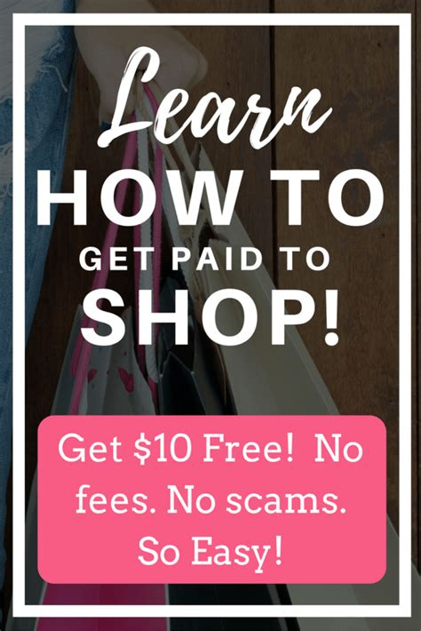 Do Get Paid To Shop by Get Paid To Shop On Etsy Grab Your Free 10 Handmade