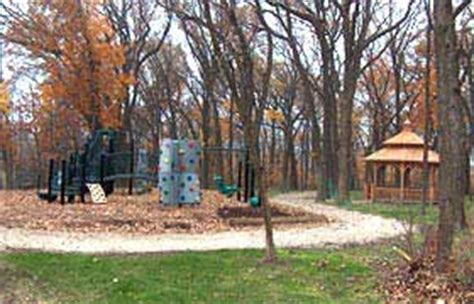 frisbee golf lincoln ne interactive map frankfort square park district