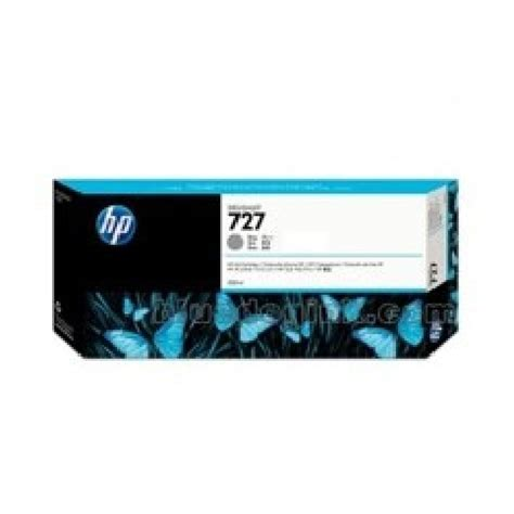 Tinta Hp 727 300ml Black Original jyn suministros