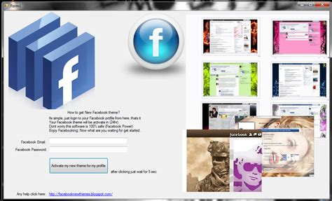 new themes on facebook facebook new themes