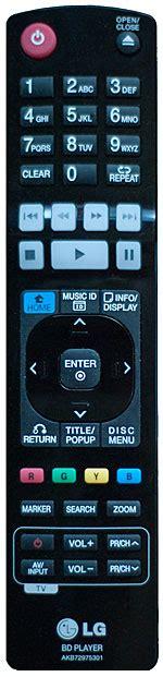 Lg Bd590 Blu Ray Player Review