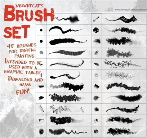 brushes for photoshop 2000 free photoshop brushes designm ag