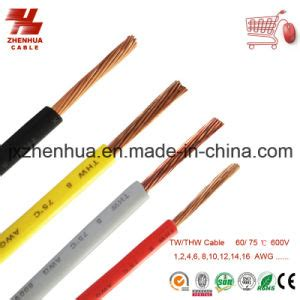 10 awg wire china copper thw wire cable 8awg 10awg 12awg 14awg