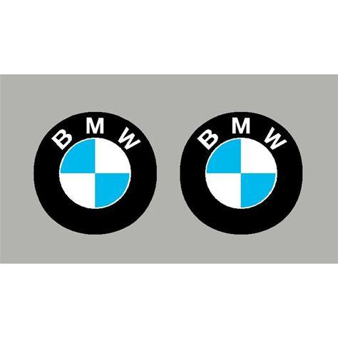 Aufkleber F Rs Auto Bmw 2 aufkleber logo bmw