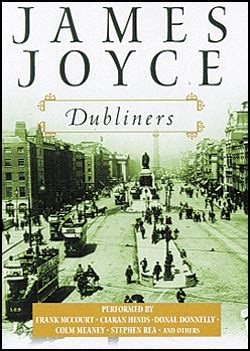 themes in dubliners by james joyce dubliners audio book cassettes unabridged