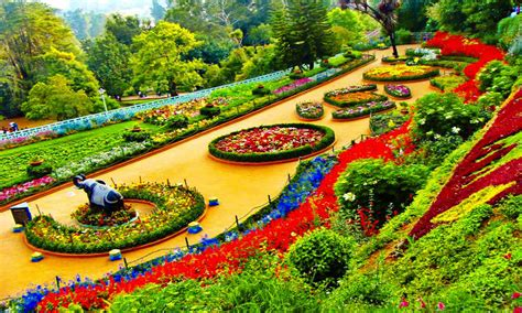 Famous Gardens In India Astounding Design And Aesthetic Flower Gardens In India