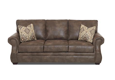 Air Mattress Sleeper Sofa by Traditional Air Coil Mattress Sleeper Sofa With Nailhead