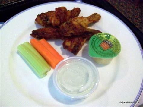buffalo wings room disney dining cruise line room service the disney food
