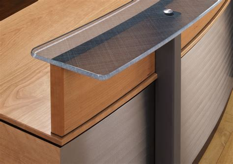 Stainless Steel Reception Desk Stainless Steel Reception Desk L Shaped Reception Desk Stoneline Designs