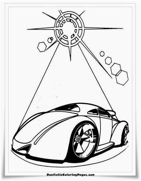 coloring pages of real cars hot wheels cars coloring pages realistic coloring pages