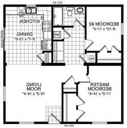 Simple 2 Bedroom House Plans home design 2 bedroom bath attached house plan simple