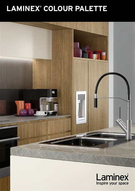 laminex colour pallette  kitchensbymatric issuu