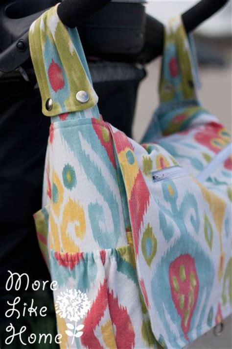 bag pattern free pinterest stroller friendly diaper bag free pattern tutorial