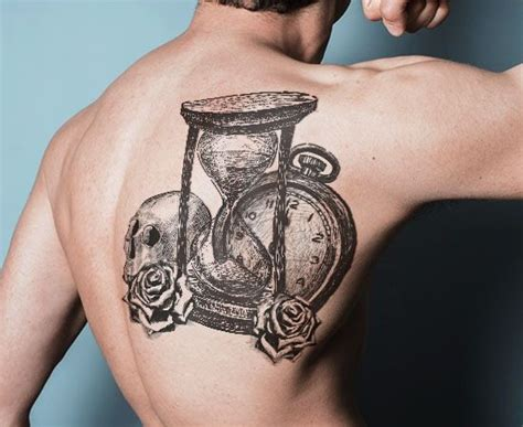 hourglass skull tattoo designs 62 best hourglass design ideas with meaning