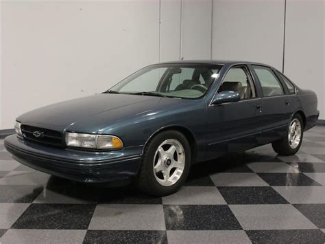 1995 chevy impala ss owner s manual with cd original package 1995 chevrolet impala ss for sale classiccars com cc 758094