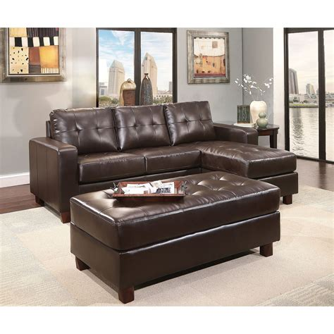 claremont leather chaise sectional sofa 499 99 s h