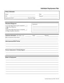 Individual Service Plan Template by Best Photos Of Individual Service Plan Template