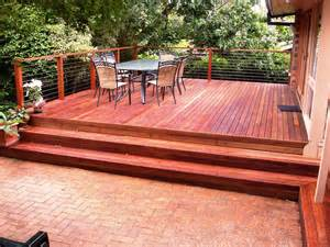 Building A Handrail For Deck Stairs Timber Designs Amp Construction Thomsons Outdoor Pine