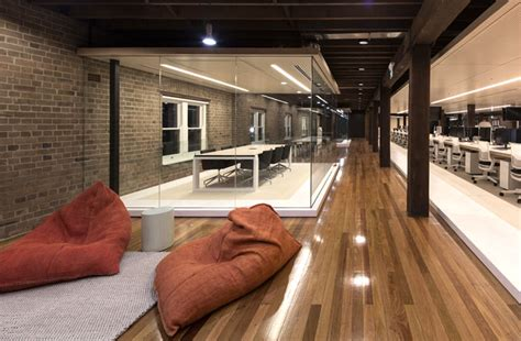 Home Decor Trends 2014 old factory turned to cozy office space interiorzine