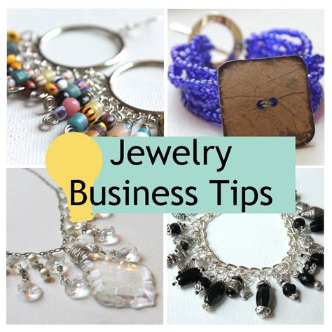Handmade Jewellery Techniques - tips for selling handmade jewelry jewelry business tip