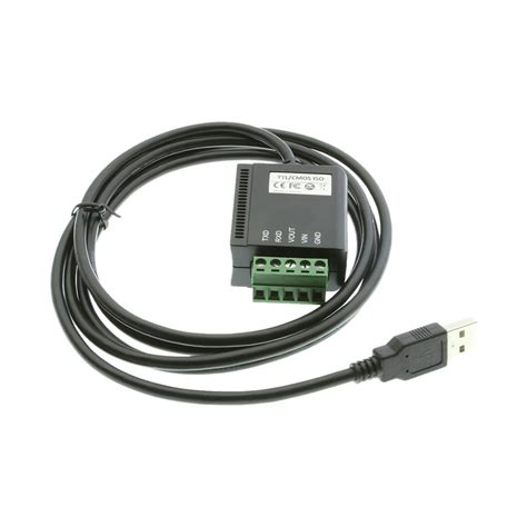 Usb To Ttl usb to rs232 isolated ttl cmos adapter cable with tb
