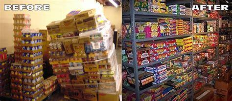 Rak Barang Dagangan mengapa toko minimarket perlu rak gudang