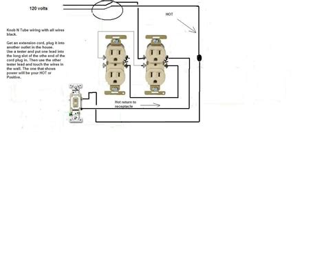 extension cord outlet wiring diagram kenworth w900 fuse