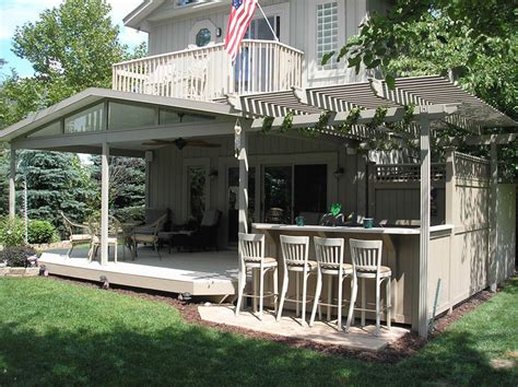 Terrace Awning Patio Covers Buschurs Home Improvement Center