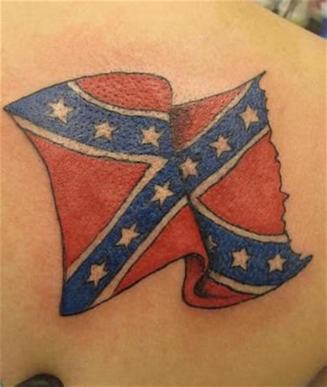 rebel flag tattoos designs lovely confederate flag