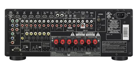 vsx txh  channel multi room av receiver  dts hd