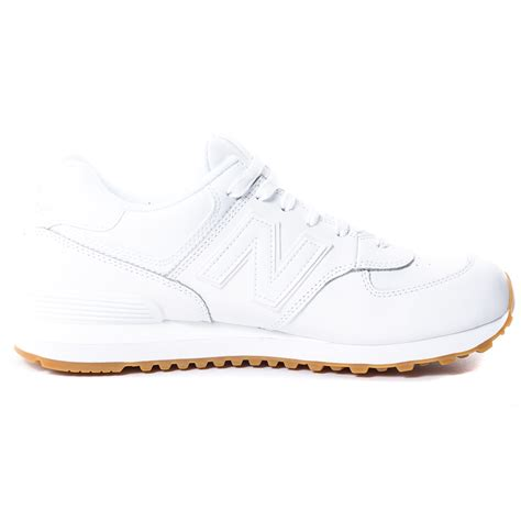 bxfp77p8 discount new balance all white sneakers