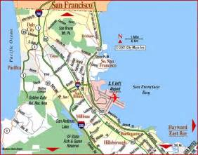 road map of san mateo san mateo california