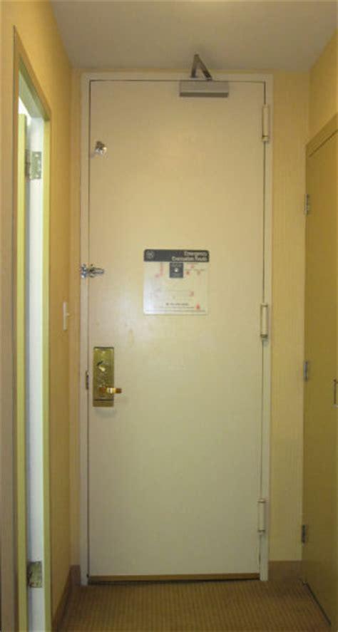 The Door Inn by I Dig Hardware 187 Hotel Room Door