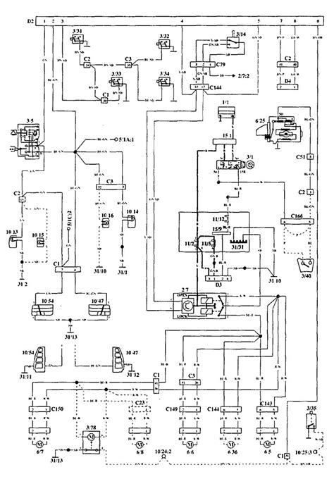 1995 volvo 960 wiring diagram wiring diagram manual