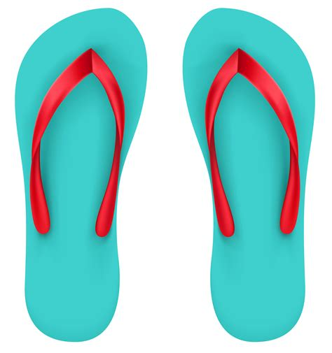 transparent sandals free png hd flip flops transparent hd flip flops png