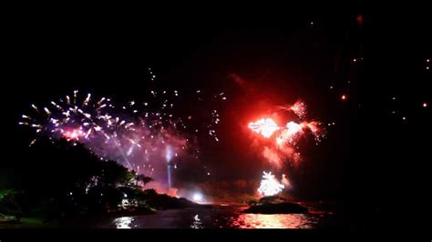 dominican republic fireworks new year 2012 full hd youtube