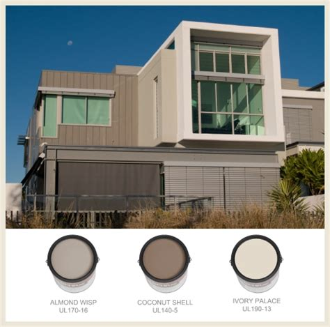 colorfully behr color for modern exteriors