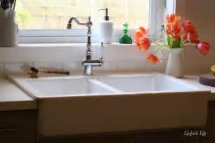 Ikea Kitchen Sink Installation Top Mount Farmhouse Sink Ikea Nazarm